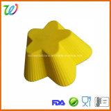 Stern-Form-Silikon-Kuchen-Form