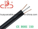 Câble fil de coulée 2 * 0.5cu + 1.3steel Câble / Câble d'ordinateur / Câble de données / Câble de communication / Connecteur / Câble audio