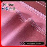 Tessuto di lavoro a maglia del denim di colore dello Spandex dentellare del cotone