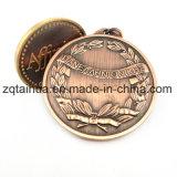 Latas de metal revestidas de metal de cobre (TH-mkc012)