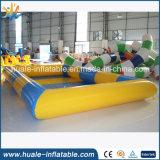 El agua portable juega la piscina inflable del PVC para el parque de atracciones