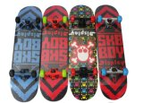 Китайский клен завершает скейтборда Longboards 4 колес взрослый