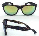 熱いOEMのブランドデザイナー人または女性のためのプラスチック方法昇進Eyewear