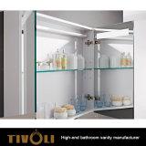 Gabinetes afiados por atacado da vaidade do banheiro com iluminação Tivo-0017vh
