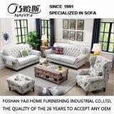 Amerikanisches Land-Art-Gewebe-Sofa für Wohnzimmer-Möbel M3008