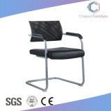 黒いカラー網の背部足車が付いているプラスチックオフィスのトレーニングの椅子