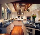 Module de cuisine en bois solide de la Chine