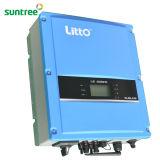 격자 변환장치 태양 변환장치 격자 동점 변환장치에 태양 60kw 70kw 힘 변환장치에 Suntree 단일 위상 및 삼상 3kw 5kw