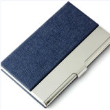 Promotion Gift Wholesale foll Bulk Leather Business Card Holder