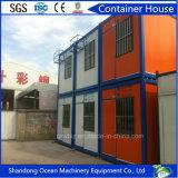 Camera di lusso prefabbricata del contenitore di alta qualità di vendita calda della struttura d'acciaio