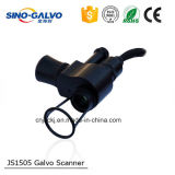 Js1505 de Verwaarloosbare Laser Galvo van Co2 voor de Machine van de Schoonheid van de Verwijdering van de Rimpel