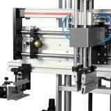 Mini máquina de impressão giratória da tela lisa para o bracelete