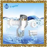 Bac d'épurateur de l'eau d'hexagone d'usine