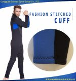 desgaste surfando da nadada do mergulho da Frio-Prova de 3mm com almofada de joelho