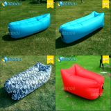 Gonflable Air Sofa Banana Sac de couchage Matelas pneumatique
