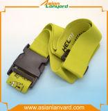 Correa del equipaje de la sublimación del diseño del cliente