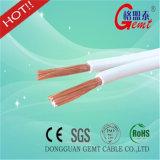 Cable de cobre plano del cable paralelo
