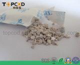 Montmorillonite déshydratante d'argile d'emballage de Tyvek dans 5g