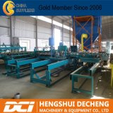 Processo de Produção da Máquina de Fabricação de Placa de Gesso