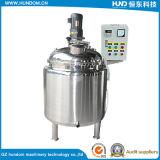 Mezclador de emulsión del vacío para la crema cosmética/el ungüento farmacéutico