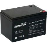 12V 10ah Leitungskabel-Säure-Batterie für Solarlicht 10W