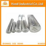 Roestvrij staal 2205 van Duples DIN976 Ingepaste Staaf