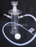 Pipe de fumage en verre de narguilé