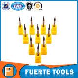 4 de Snijder van het Malen van het Eind van de Werktuigmachine van fluiten Voor Om metaal te snijden