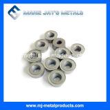 Piezas insertas de torneado del carburo de tungsteno con la alta precisión