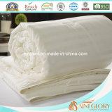 Comforter enchido de pouco peso da seda do conforto natural 100%