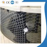 Kühlturm-Lufteinlauf-Ineinander greifen-Luftschlitz