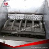 Frantoio di plastica per la macchina di riciclaggio di plastica residua (piastrina del film di materia plastica)