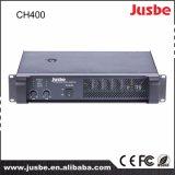 Jusbe CH-400のクラスH 450W、8ohm 750Wの4ohm専門の可聴周波電力増幅器