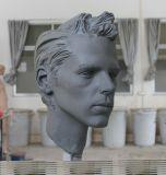 Mannequin principal masculino realístico do projeto da origem para o Mannequin do vestido