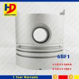 Motoronderdelen 6bf1 voor Zuiger met OEM van de Speld Aantal (1-12111-345-0)