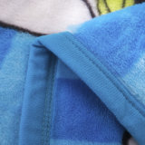 Micro coperta molle dei bambini del panno morbido della flanella per sonno o il coperchio 50X60 ''