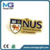 Pin de metal personalizado da universidade da escola