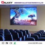 Alta visualización video fija de interior de Definatioon P4 (P5/P6) LED para hacer publicidad