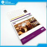 熱い販売の習慣の2018年の卓上カレンダーの印刷