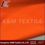 La cruz teñida manera 100% de la alta calidad del poliester teje la tela de algodón del poliester para la tela de la ropa