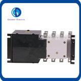 ATS van de Schakelaar van de Omschakeling van het Systeem van de generator Elektrisch 3p 4p 800A Automatisch