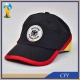 Gorra de béisbol de la insignia del bordado del algodón de la alta calidad