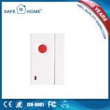 Sistema di allarme di obbligazione di GSM con il rivelatore di PIR ed il sensore del portello
