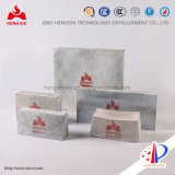 tijolo ligado do carboneto de silicone do nitreto de silicone de 260*155*52mm