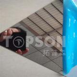 Placa de acero inoxidable del polaco 304 del espejo #8 con la capa protectora del PVC