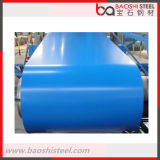 Ral5015 a enduit/bobine en acier galvanisé enduit par couleur