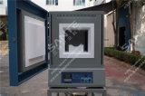 Fornalha elétrica 1400c 200X300X180mm do laboratório