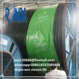 지하 0.6KV 1KV PVC에 의하여 격리되는 전기선