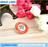 Изготовленный на заказ подарок промотирования сувенира значка эмблемы школы Pin металла