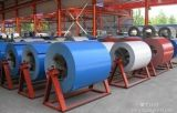 Kleur van Dx52D PPGI bedekte de Gegalvaniseerde Broodjes van het Dakwerk van het Metaal van het Blad met een laag